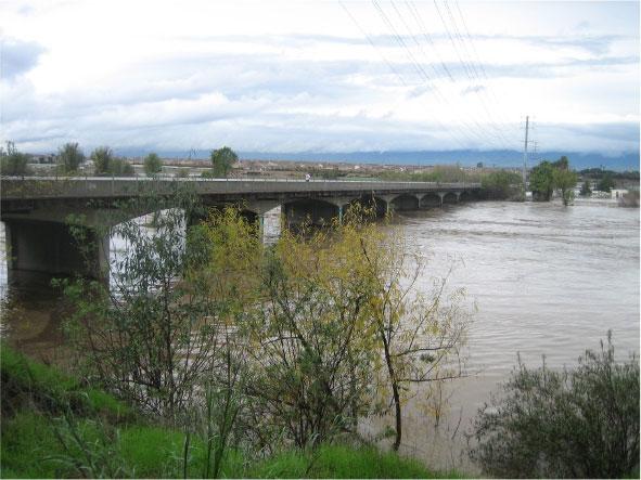 hamner ave flooding